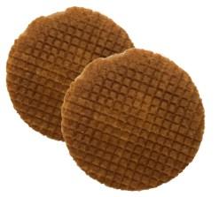 Authentic Dutch Stroopwafel
