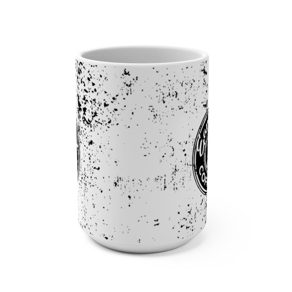 """""""Speck"""" Branded – Coffee Mug 15oz"""