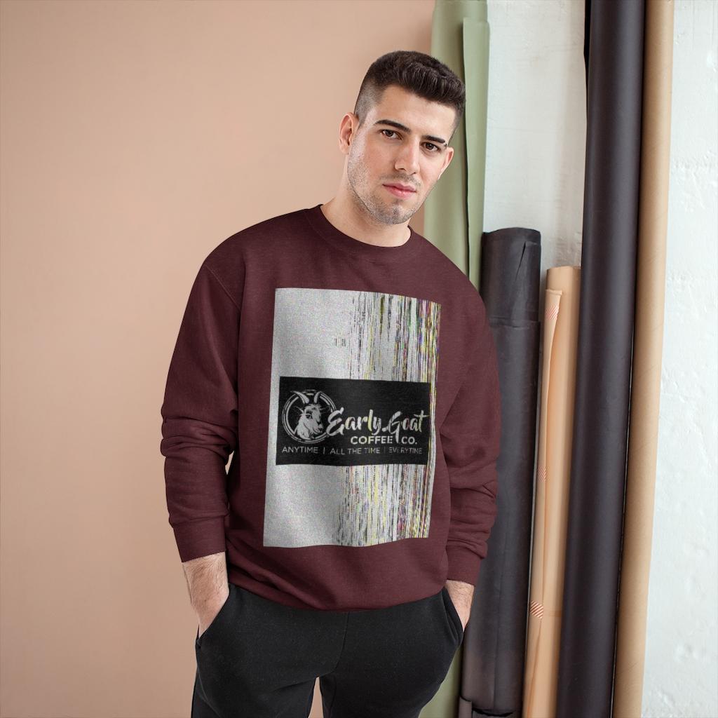 """VCR"" Branded – Champion Sweatshirt"