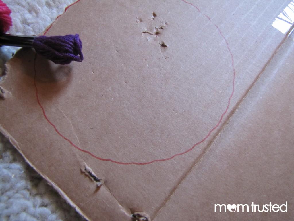 Easy Geometric String Art For Preschoolerspreschool