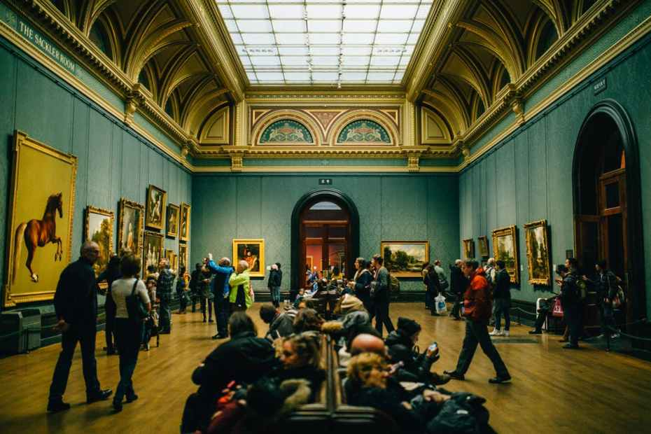 Science Behind Art: Can Museum Visits Help Executive Function?