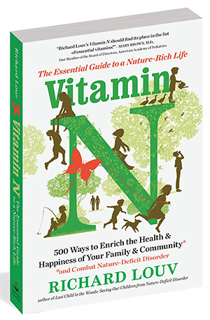 "Book cover of ""Vitamin N"""