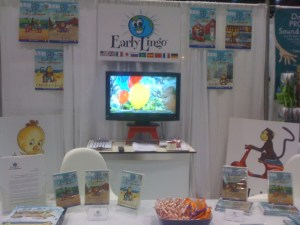 ABC Kid's Booth