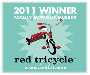 Early Lingo Wins Red Tricycle Award for Best Mom-Run Business in LA!