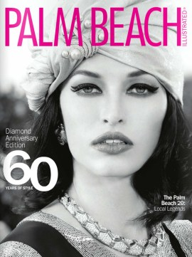 palm beach illustrated March 2012 - cover