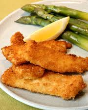 Panko Crusted Dover Sole