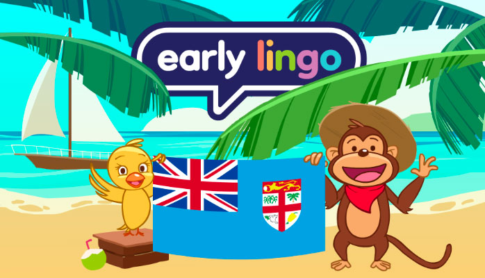 digicel and early lingo in fiji