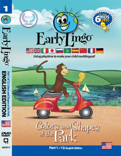 EarlyLingo-TeachChildrenEnglish1