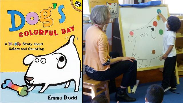 NEWS005-1 preschool story books
