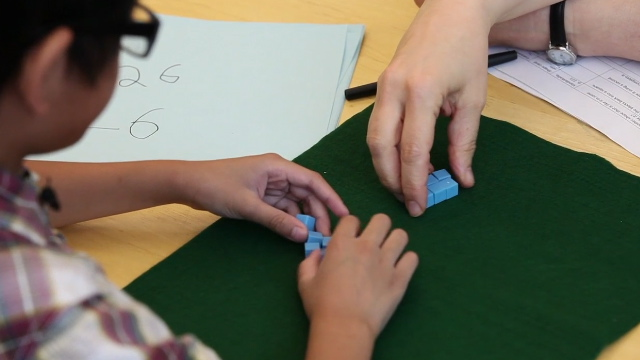 EMTR203 teaching place value to second graders