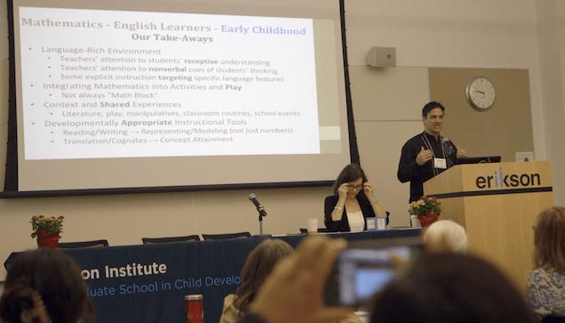 Creating Opportunities for Early Math with Rodrigo Gutiérrez