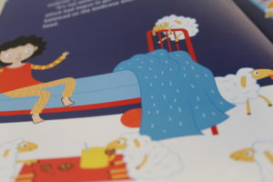 Advanced Counting, Books for Primary Kids to Go Beyond Counting by Ones Sheep Wont Sleep