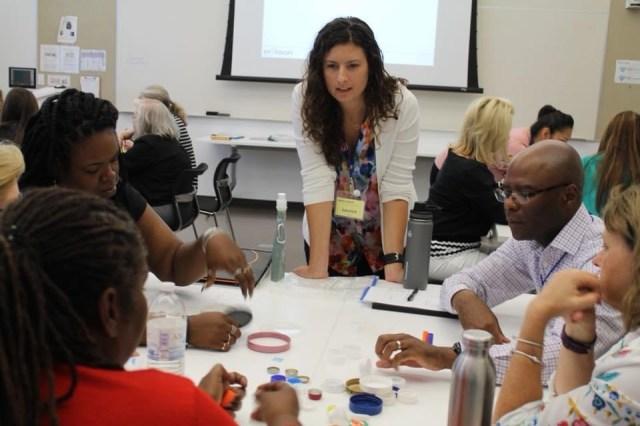 Lauren Solarski, early childhood coaching strategies