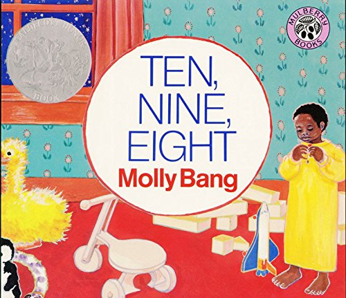 10 9 8 Molly Bang, Best Books for Toddlers