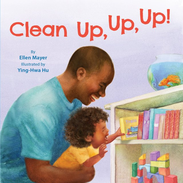 clean up up up ellen meyer, Best Books for Babies