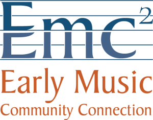 Early Music Community Connection logo