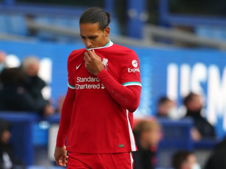 Liverpool Must Stay In Trophy Hunt For Injured Virgil Van Dijk, Says Jordan Henderson