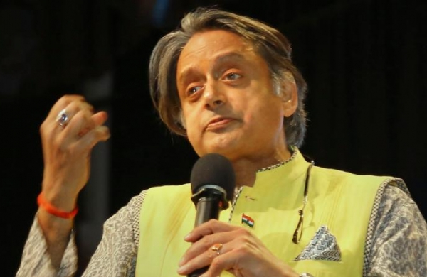 Shashi Tharoor- The New Indian Express
