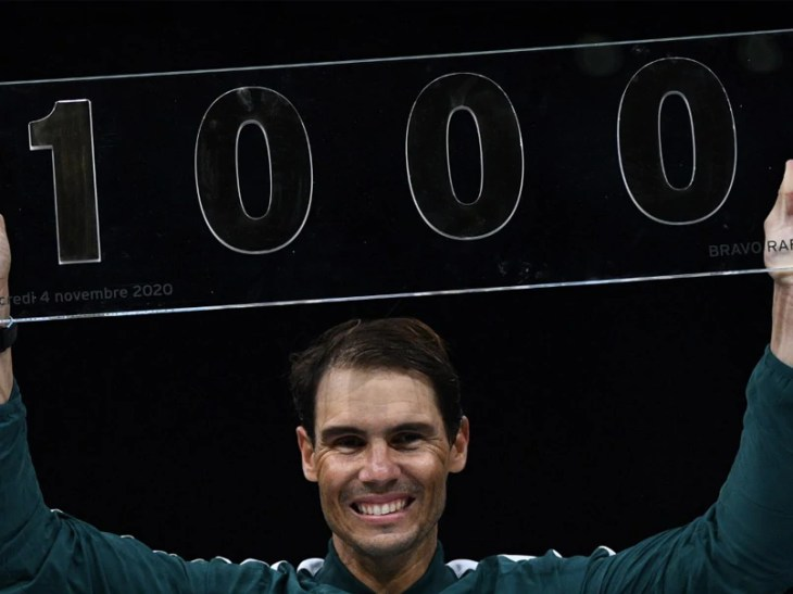 """Great Achievement': Rafael Nadal Claims 1,000th Win Of Career"