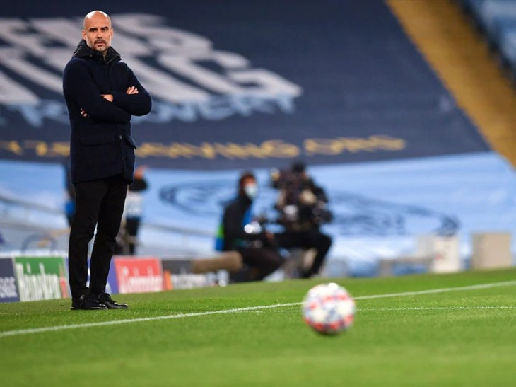 Pep Guardiola Downplays Liverpool Clash, Compares Title Race With US Election