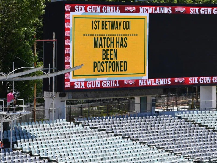 SA vs ENG: South Africa Team Doctor Worried About Bubble Breach After ODI Postponement