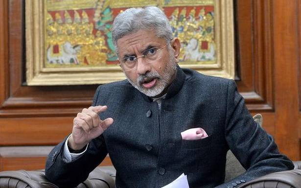 EAM Jaishankar, President Ghani exchange views on peace process in Afghanistan