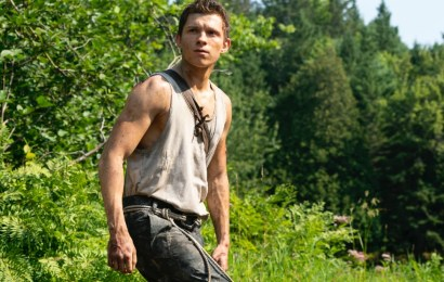 Tom Holland 'Chaos Walking' Workout: Get Lean and Strong