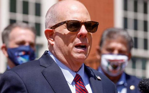 Maryland Governor pardons 34 victims of racial lynching