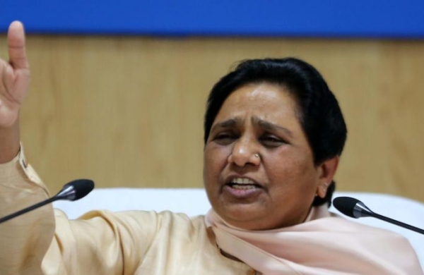 Claim of 'no deaths due to lack of oxygen' very unfortunate and sad: BSP chief Mayawati