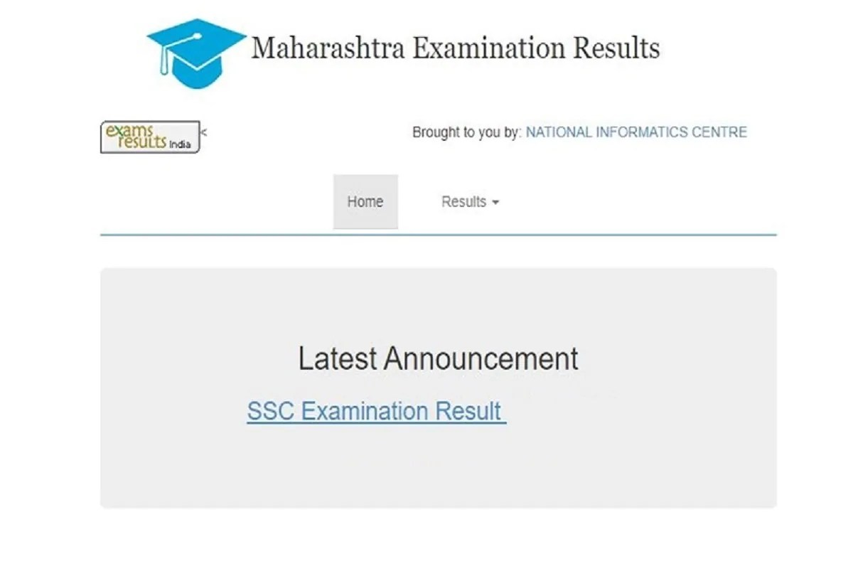 Maharashtra SSC Result 2021 or MSBSHSE 10th result 2021 at maharesults.nic.in