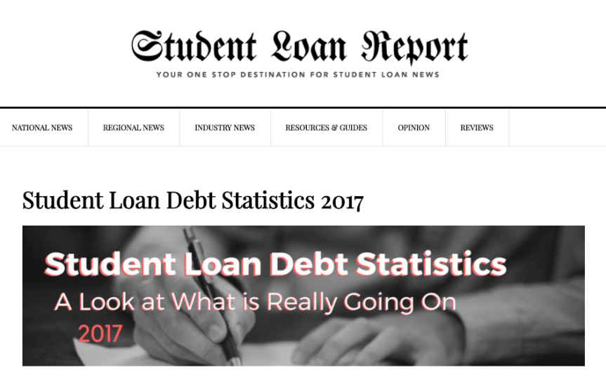 Five Unfortunate Facts about Student Debt in America
