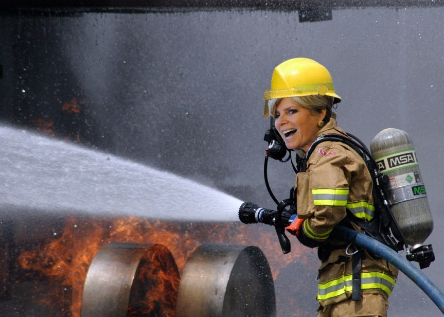 Did Suze Orman just pour cold water on the FIRE movement?