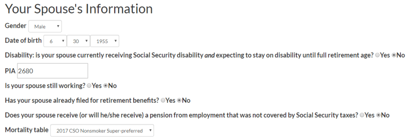 Social Security Timing Screenshot02