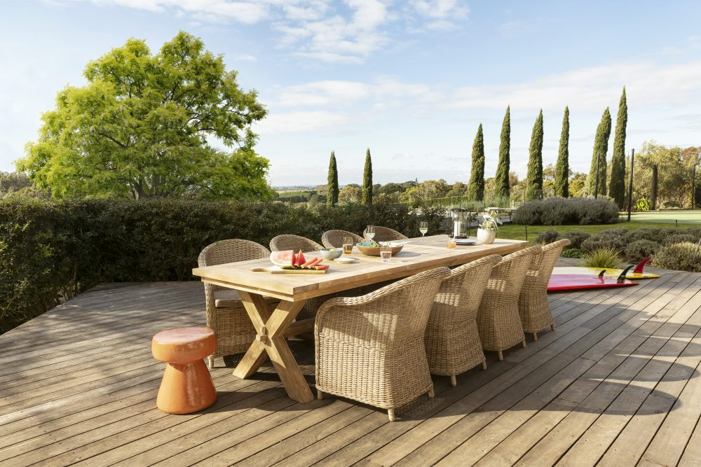 Buyer's Picks | Outdoor furniture with the Reclaimed Teak