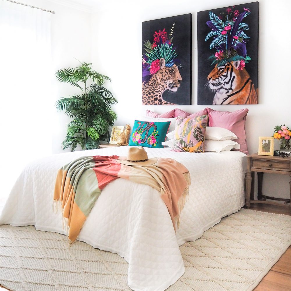 Paradise found: Get the tropical vibe for your home with the Arthouse canvases