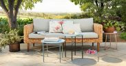 Material guide to outdoor furniture