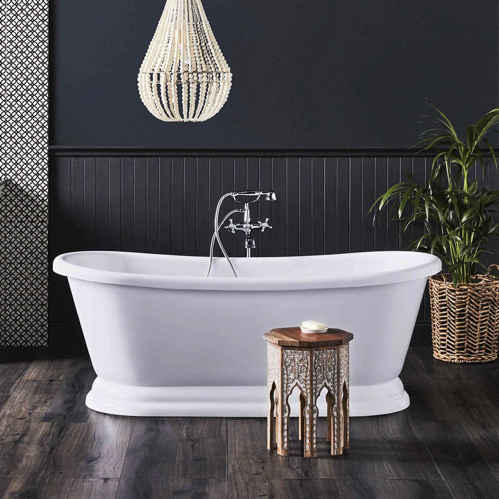 Classic Trends of a Timeless Bathroom with Saboma