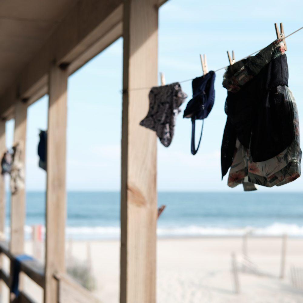 easy steps to a more eco-friendly home clothesline