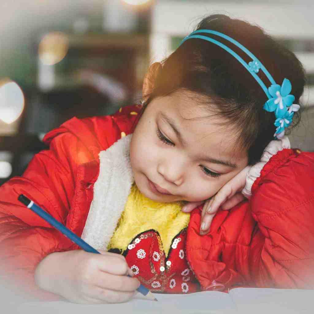 School holiday activities journaling