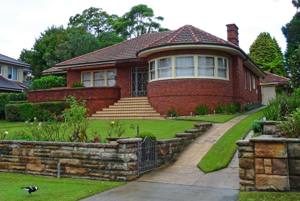c Eras of Australian Architecture 1940s