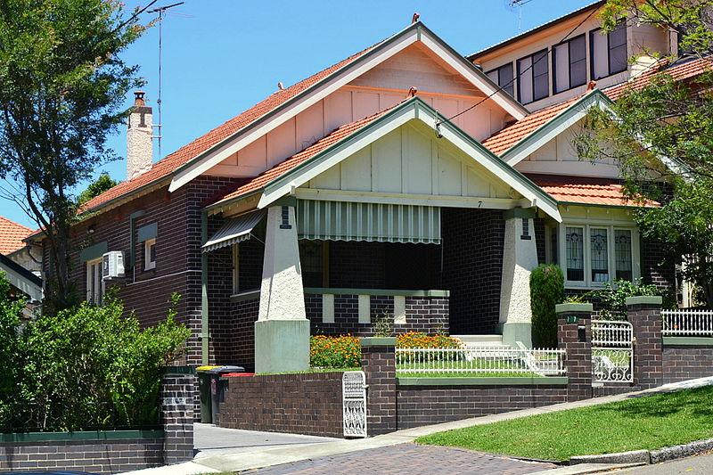 Iconic Eras of Australian Architecture 1920s