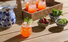 Chef Laura Sharrad's Scrumptious Summer Recipes Fruity Summertime Mocktails