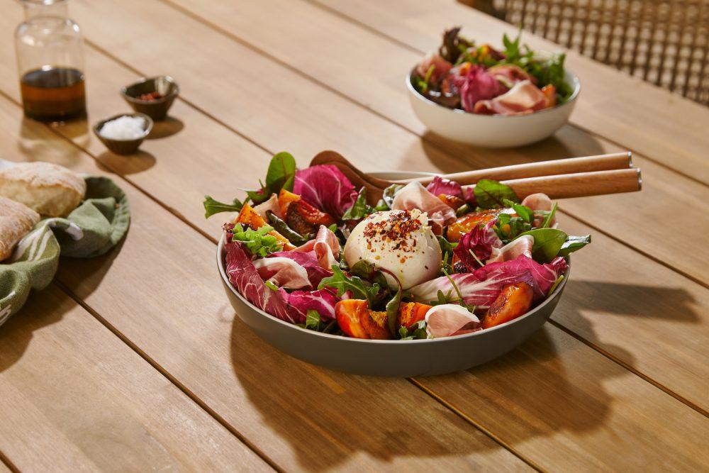 Chef Laura Sharrad's Scrumptious Summer Recipes with BBQ salad