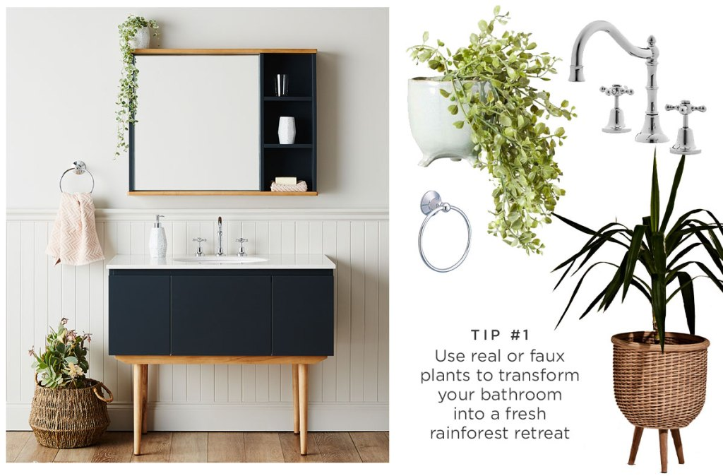 5 tips for creating a blissful bathroom 1