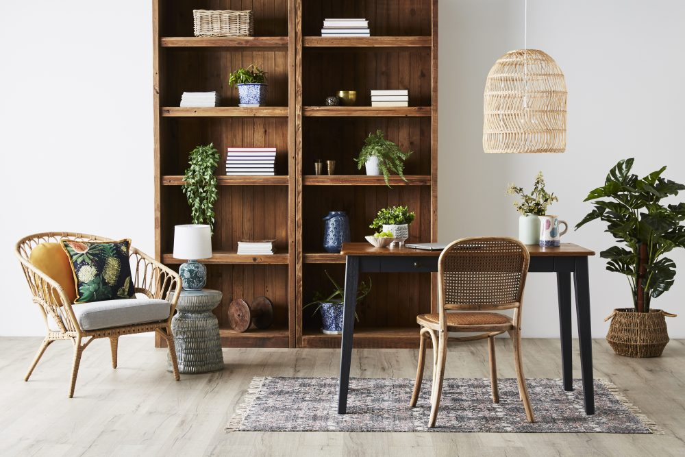 Put Your Home Office to Work with the Maine desk