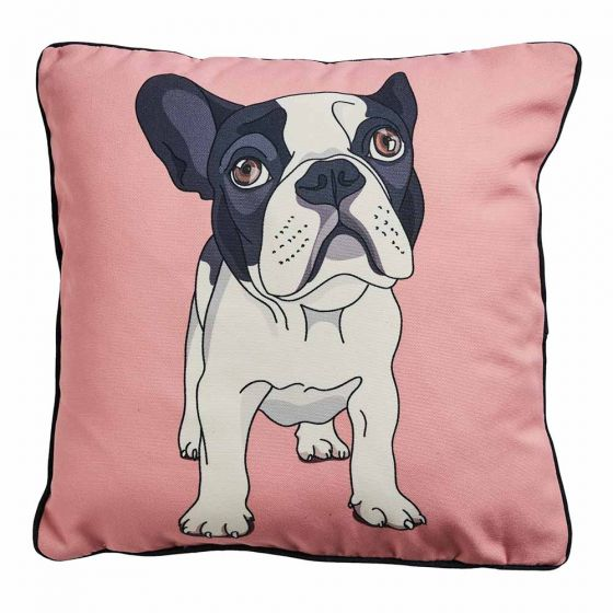 kids bedroom makeover with the Aruba Mr Paws Cushion