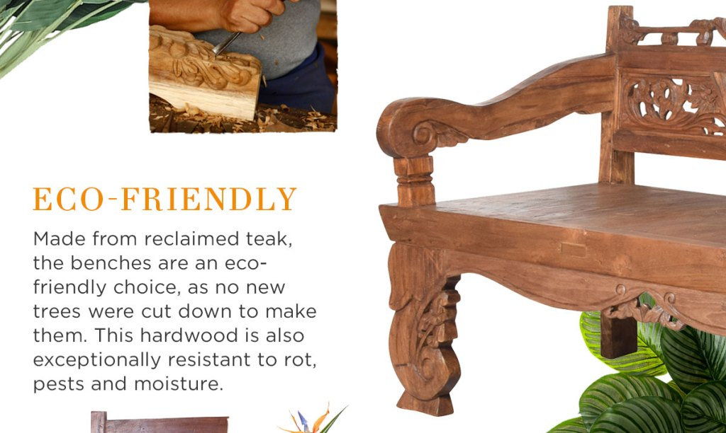 Indonesian Teak Day Beds3