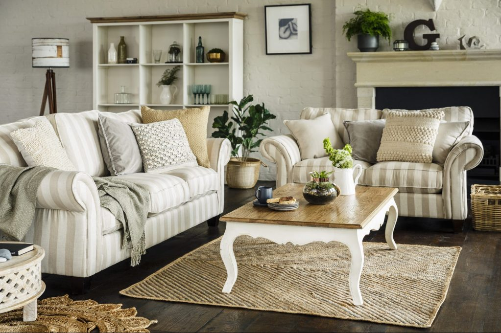 Laidback & Luxurious French Provincial Style