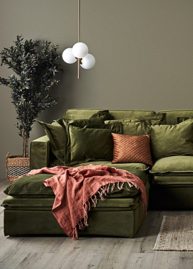 Surprising Style Trends for 2021 - earthy colours