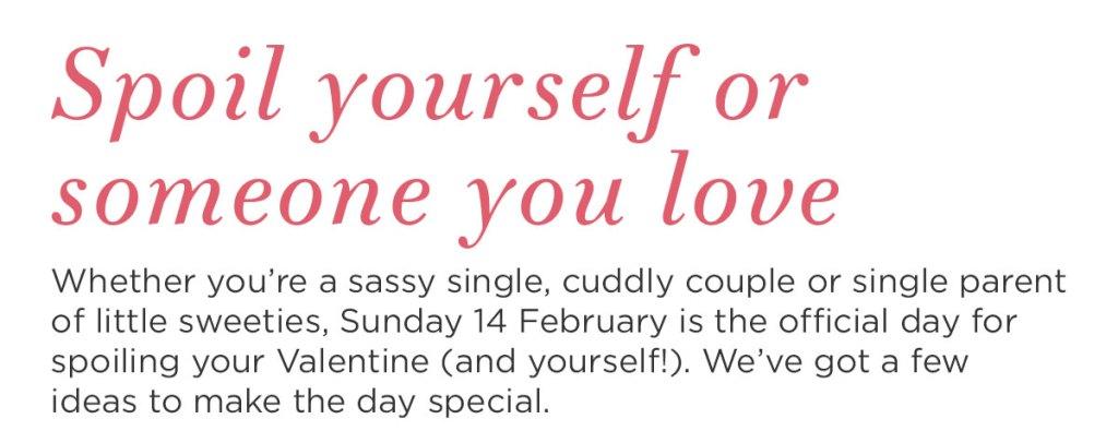Valentine's Day intro